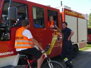 Feuerwehr bei DO UT DES