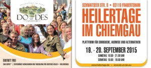 Heilertage 2015