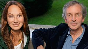 Rupert Sheldrake und Annette Müller
